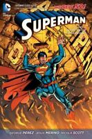 Superman Vol. 1: What Price Tomorrow? (The New 52), Perez, George