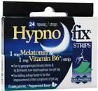 Hypno Fix 24 Strips Herbal Sedative Relief From Stress, Insomnia,Jet Lag .