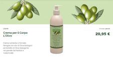 L'erbolario L'Olivo Crema Nutriente per il Corpo 500 ml