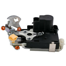 Front left Door Lock Actuator&Integrated Latch Driver For Chevy GMC 15110643