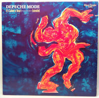 "DEPECHE MODE  "" It's Called A Heart "" (Extended)  - Vinyl Maxi 12""  -  1986 UK"