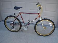 SCHWINN Sidewinder All Original 10 Speed Mountain Bike Original Owner 1981 EUC