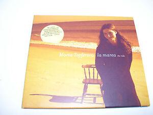 Marta Topferova - La Marea The Tide *GERMANY CD 2005 *