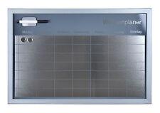 Kühlschrank Wochenplaner : Wochenplaner tafel in präsentations wandtafeln günstig kaufen ebay