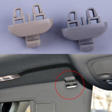 Grau / Beige Sonnenblende Clip Sonnenschutz halter halterung Für Audi TT A6 S6