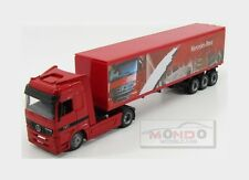 Mercedes Benz Actros 1857 Truck Mercedes Benz 1998 Red Newray 1:43 NY15113 Model