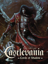THE ART OF CASTLEVANIA: Lords of Shadow ~ Hard Cover Book (Titan Books) #NEW