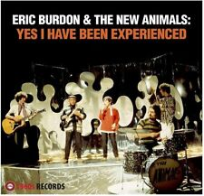Eric Burdon & The New Animals – Yes I Have Been Experienced Vinyl