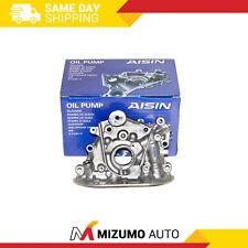 AISIN Oil Pump w/o Sensor Port Fit 81-95 Toyota Geo 3AC 4AC  4AFE 4AGE 4AGELC