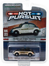 Greenlight Classic VW Volkswagen Beetle Tennessee State Trooper 1:64 42790-F