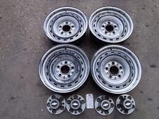 "14005730 Chevy GMC 15X6.5 Rally 1/2 Ton 5 X 5"" Bolt Pattern 2 Wheel Drive Blazer"