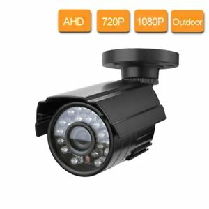 Wide Angle HD 2.0MP 1080P AHD Security CCTV Bullet Camera Outdoor Night Vision