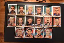 Panini Bundesliga 2001, signiert, Sticker aussuchen