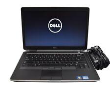 Refurbished Dell Latitude E6430s i5-3320M 2.6GHz 8GB RAM 128GB SSD Win10 WebCam