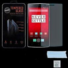 Panzerglas für OnePlus One Displayschutzglas Panzer Folie Schutz Echt Glas 9H