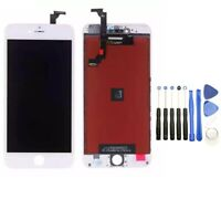 White LCD Display+Touch Screen Digitizer Assembly Replacement for iPhone 6 Plus