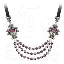 Alchemy of England Palatine Pearls of the Underworld Necklace