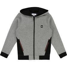 Hugo Boss Sweatshirtjacke Größe 8, 10, 12 14 NEU Sommer 18 89,00