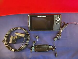 HUMMINBIRD HELIX 7 with transducer Excellent working condition