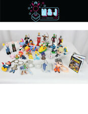 Rare Mixed Mini Figures inc Mcdonalds Pokemon Disney Smurfs + More (Aus Seller)