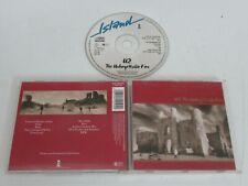 U2 / the Unforgettable Fire (Island Cid 102) CD Album