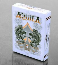 Aquila Standard Edition Playing Cards poker juego de naipes