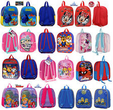 Rucksack Kinder Kindergarten Schule Klein Leicht Backpack Disney Paw Patrol Elsa