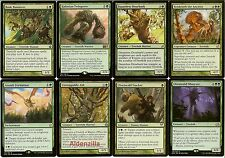 MTG Treefolk Deck - Dauntless Dourbark Unstoppable Ash Verdeloth Magic Gathering