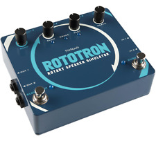 Pigtronix Rototron Analog Rotary Speaker Simulator Guitar Effects Pedal - NEW