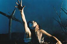The Evil Dead girl in graveyard 11x17 Mini Poster