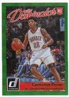 2015-16 Donruss Elite Rookie Dominator RC /999 #11 Cameron Payne Thunder