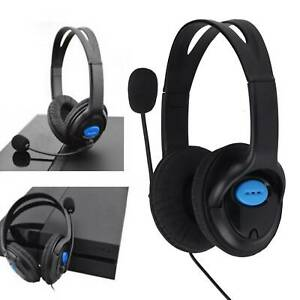 3.5mm Gaming Stereo Headset Headphone with Mic For PS4 Laptop With Microphone