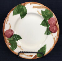 Franciscan Apple 8' Inch Salad Side Plate Only One Available Made in The USA