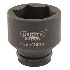 Draper 05030 Expert 48mm 1.9cm Embout Carré Hi-torq Prise 6 Points D'impact