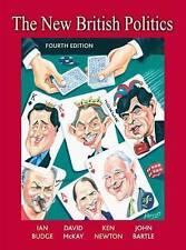The New British Politics by D McKay, K Newton, I Budge, J Bartle. Fourth ed