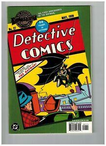 MILLENNIUM EDITION DETECTIVE # 27 (2000) REPRINT OF BATMAN #1