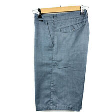 Hurley x Buckle Mens Shorts Size 30 Gray Flat Front