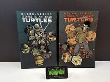Teenage Mutant Ninja Turtles Micro Series Vol 1&2 NEW TPB IDW Comics
