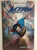 SUPERMAN Action Comics vol 7 Under the Skin (2016) DC Comics TPB 1st VG+/FINE-