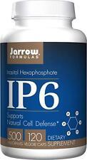 IP6 (inositol hexafosfato) - 120 Cápsulas-Jarrow