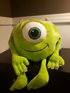 """Disney's Monsters Inc Plush Large 20"""" Sullivan and Mike 2 in 1 WDW Parks Exc."""