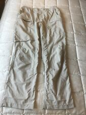 Rohan Men's Jungle  Cargo Trousers Size M