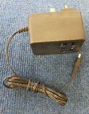 OEM AA-1283D UK 3 Pin Plug Socket AC Power Adapter Charger 12V 830mA