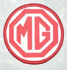 """MG Patch - The MG Car Company Limited - 2 7/8"""" x 2 7/8"""""""