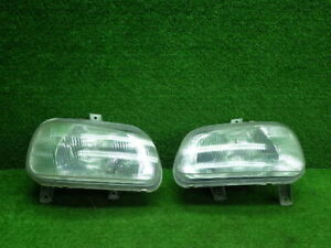 Daihatsu L500S / L510S Mira headlight left and right set