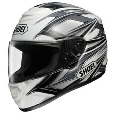 Shoei Qwest Diverge Street Motorcycle Helmet TC-6 White Grey Gray XLarge XL
