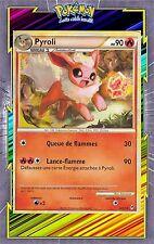 Pyroli - L'appel des Légendes - 44/95 - Carte Pokemon Neuve - Française