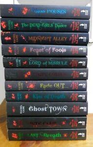 Rachel Caine  - The Morganville Vampires - Books 1,2,3,4,5,6,7,8,9,10,11