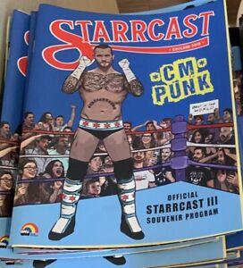 AEW Starrcast III Official Program 2019 - Young Bucks Bullet Club