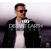 """ATB """"DISTANT EARTH REMIXED"""" 2 CD NEW"""
